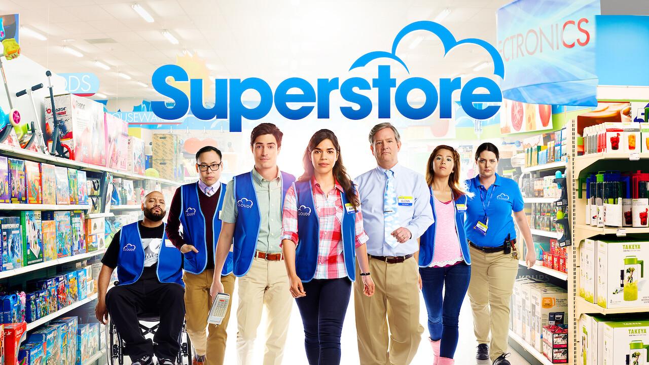 Superstore on Netflix AUS/NZ