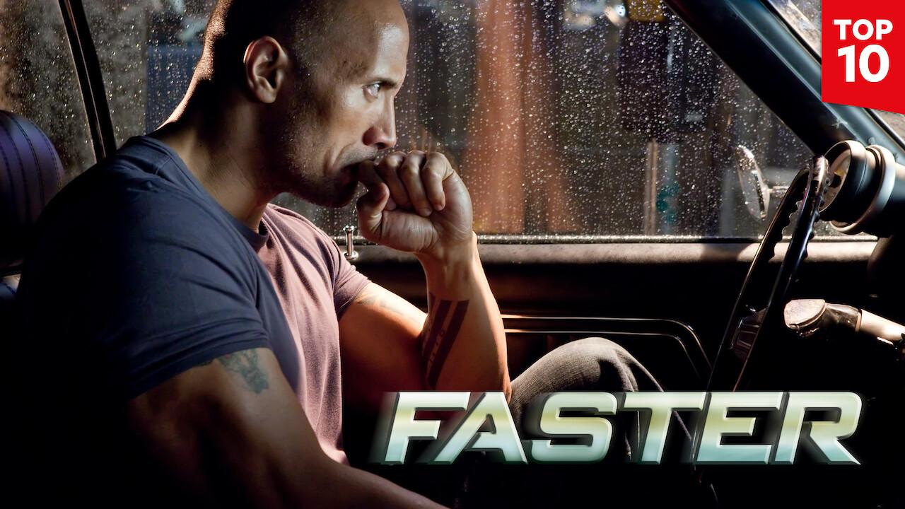 Faster on Netflix AUS/NZ