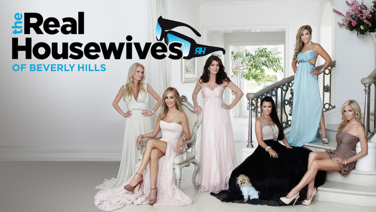 The Real Housewives of Beverly Hills on Netflix AUS/NZ