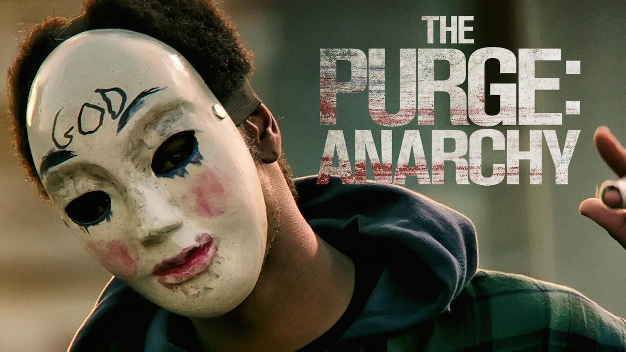 The Purge: Anarchy on Netflix AUS/NZ