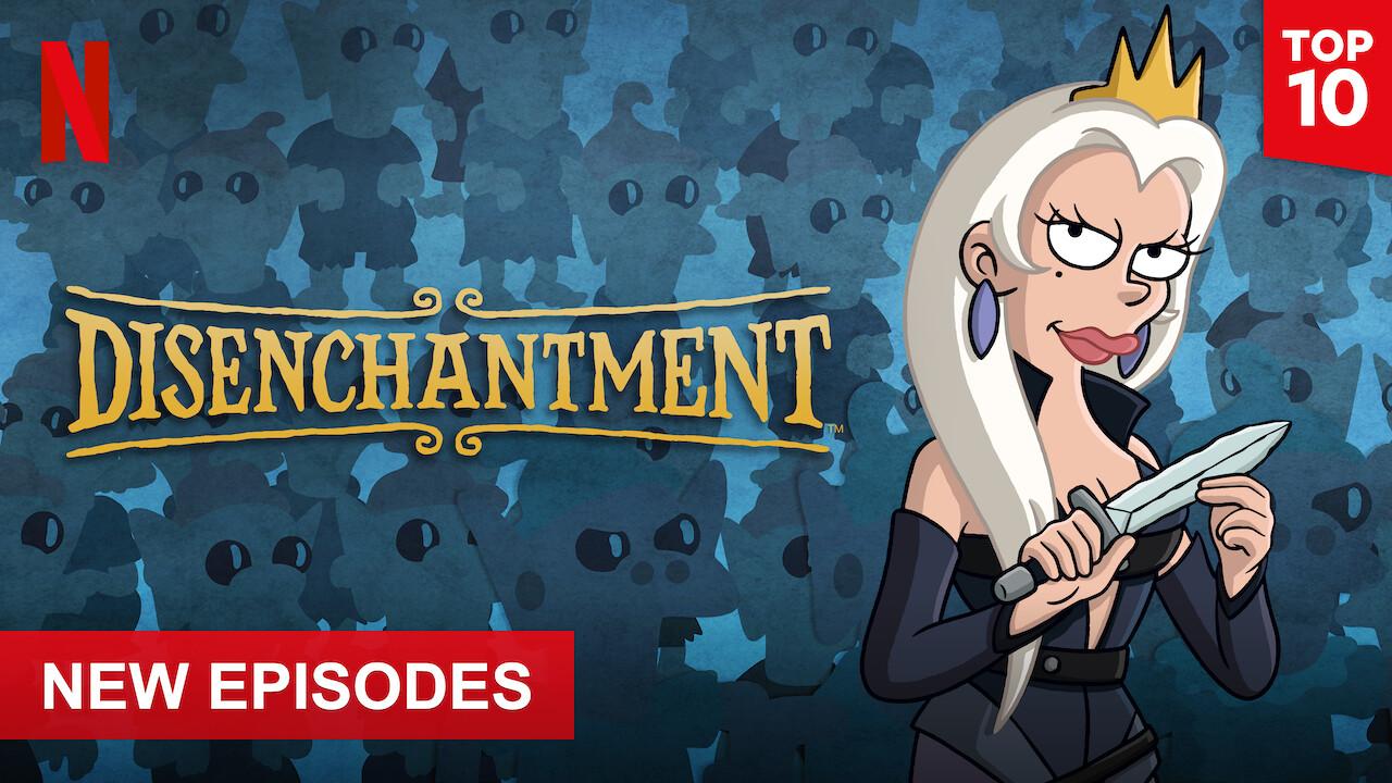 Disenchantment on Netflix AUS/NZ