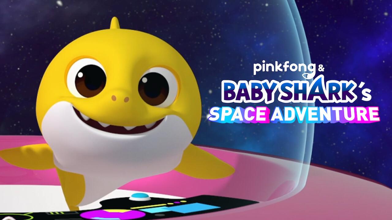 Pinkfong & Baby Shark's Space Adventure on Netflix AUS/NZ