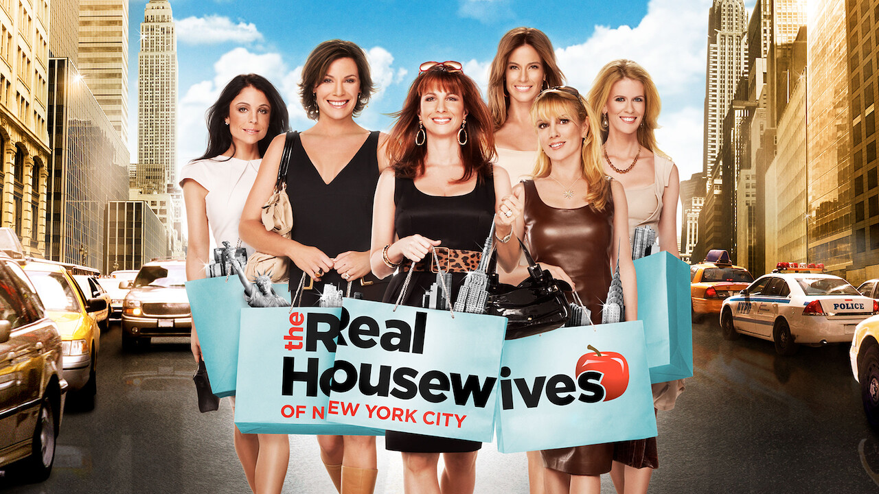 The Real Housewives of New York City on Netflix AUS/NZ