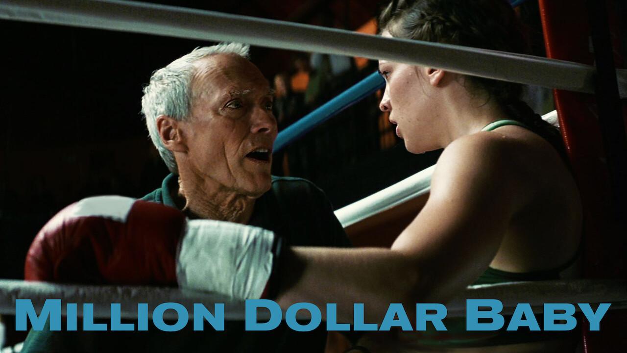Million Dollar Baby on Netflix AUS/NZ