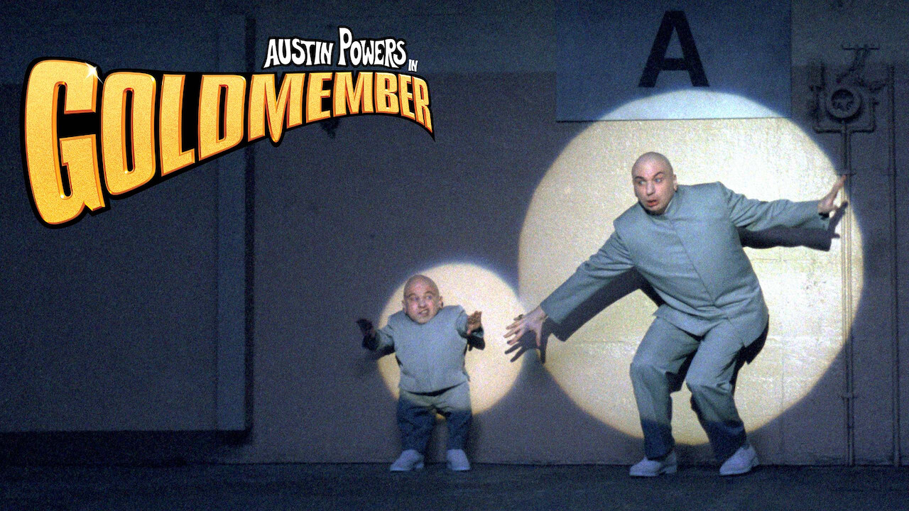 Austin Powers in Goldmember on Netflix AUS/NZ