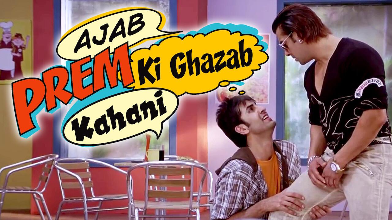Ajab Prem Ki Ghazab Kahani on Netflix AUS/NZ