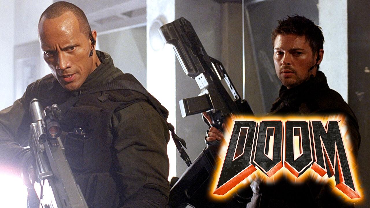 Doom on Netflix AUS/NZ