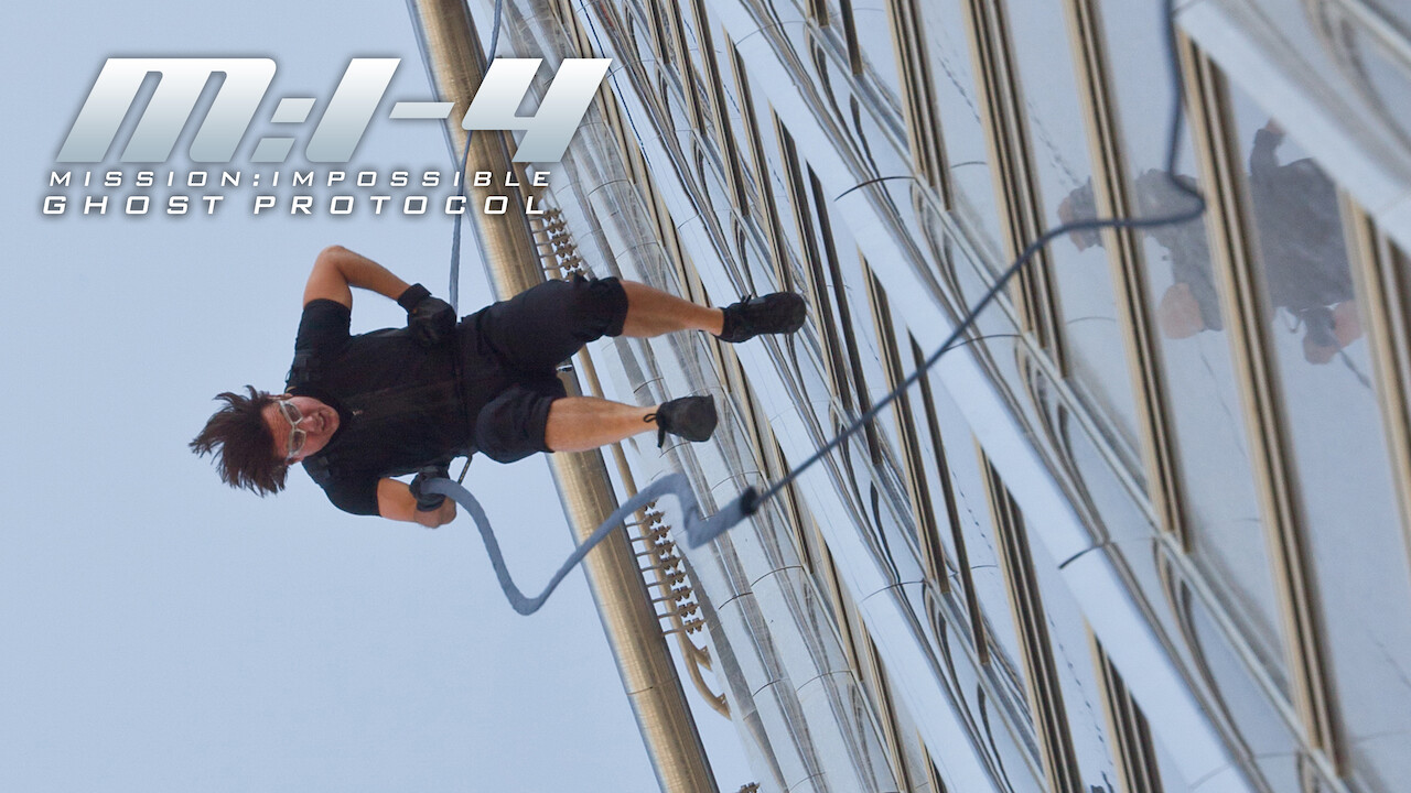 Mission: Impossible - Ghost Protocol on Netflix AUS/NZ