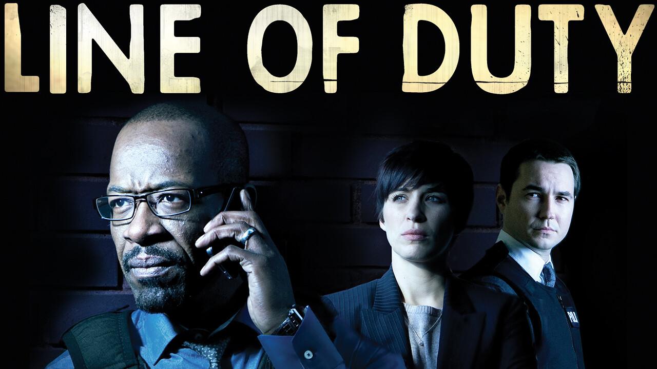 Line of Duty on Netflix AUS/NZ