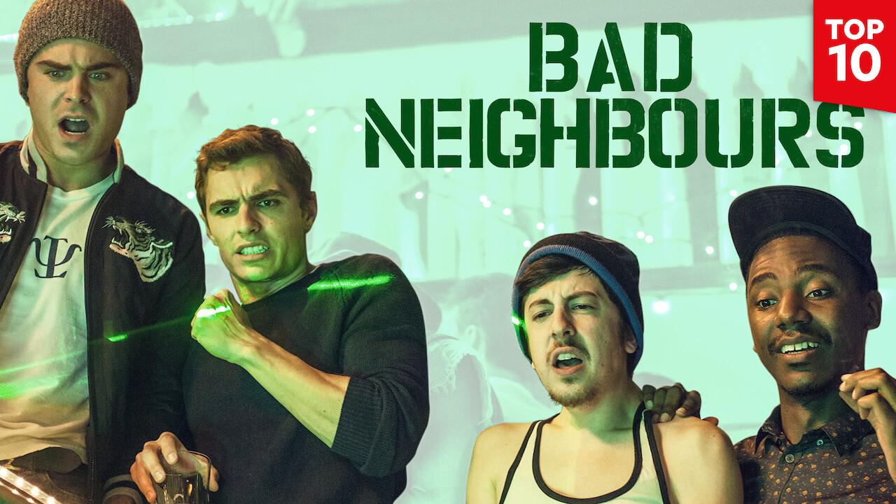 Neighbors on Netflix AUS/NZ