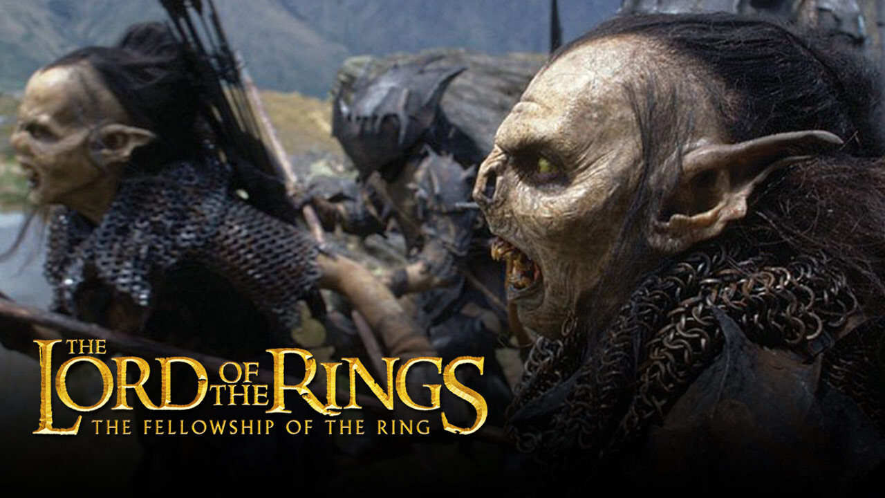 The Lord of the Rings: The Fellowship of the Ring on Netflix AUS/NZ
