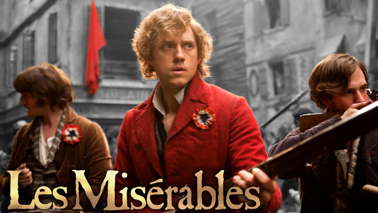 Les Misérables on Netflix AUS/NZ