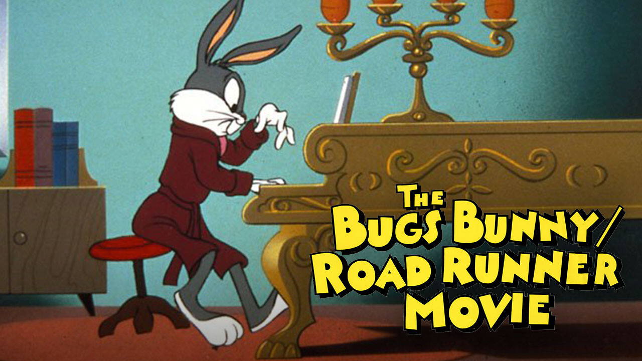 The Bugs Bunny Road Runner Movie on Netflix AUS/NZ