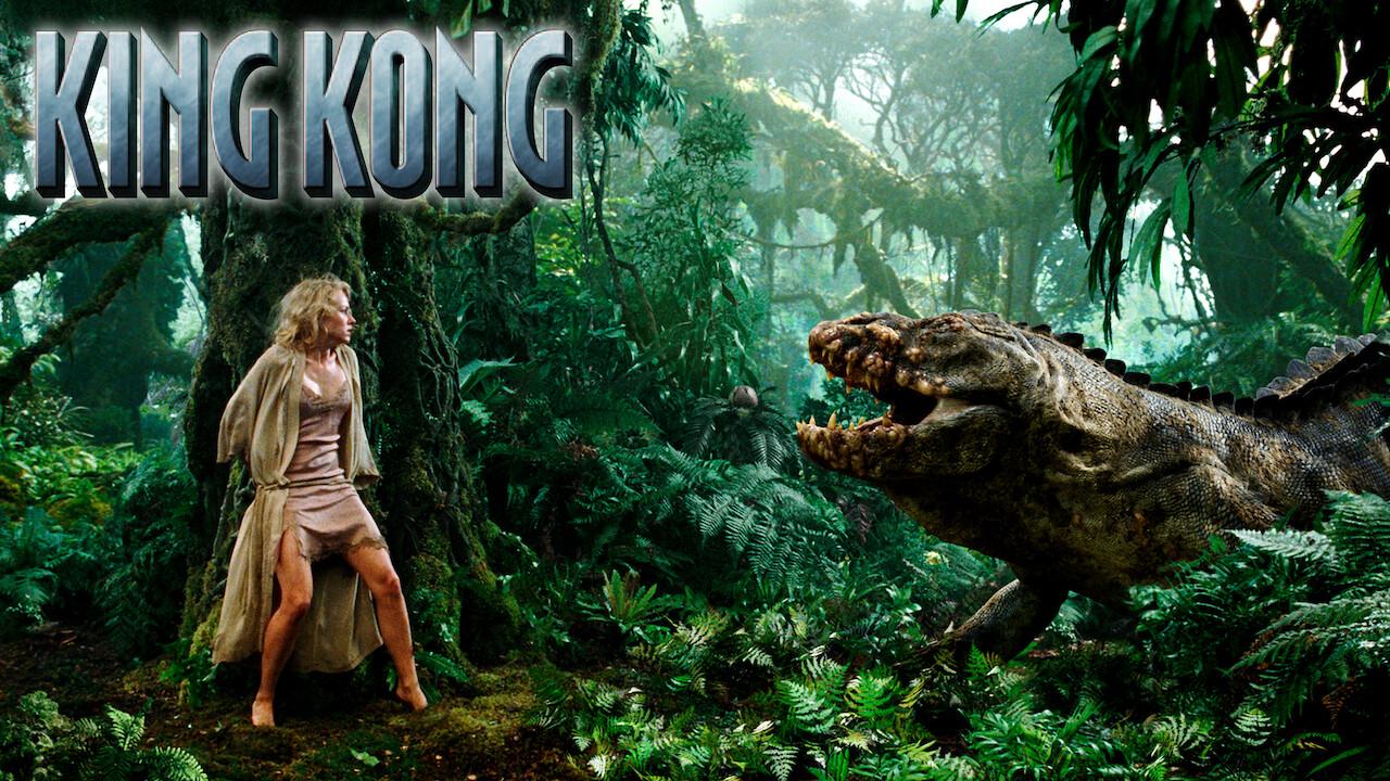 King Kong on Netflix AUS/NZ