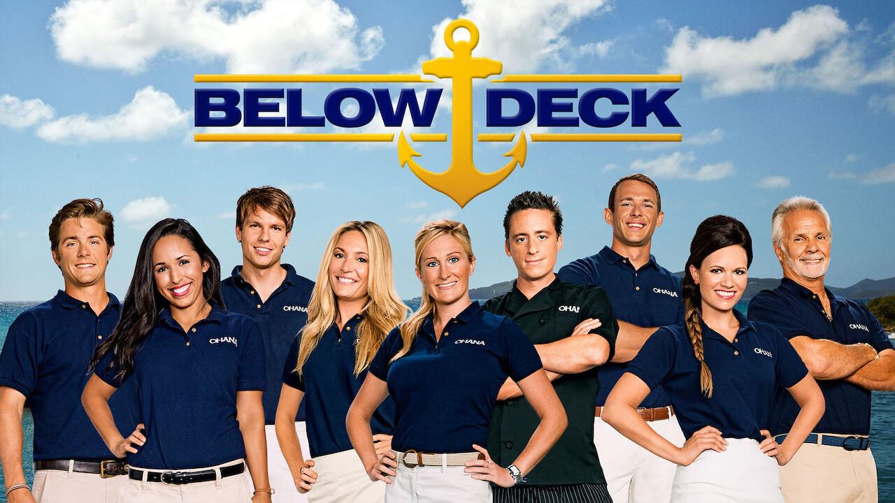 Below Deck on Netflix AUS/NZ