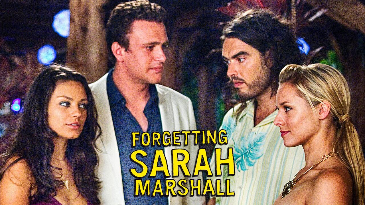 Forgetting Sarah Marshall on Netflix AUS/NZ