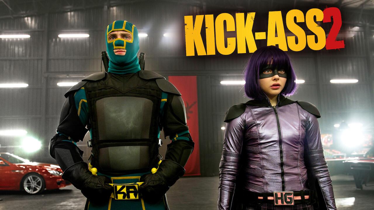 Kick-Ass 2 on Netflix AUS/NZ