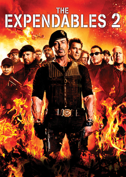 The Expendables 2 on Netflix AUS/NZ