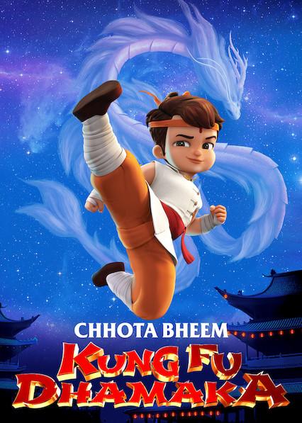Chhota Bheem Kungfu Dhamaka on Netflix AUS/NZ