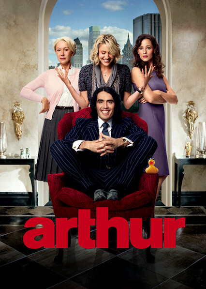 Arthur on Netflix AUS/NZ