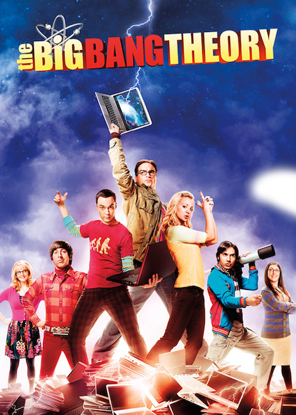 The Big Bang Theory on Netflix AUS/NZ