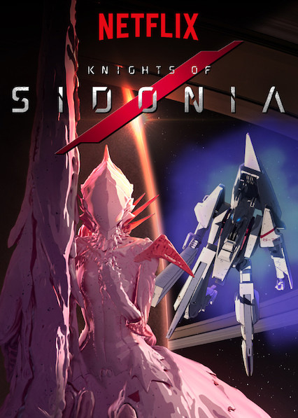Knights of Sidonia on Netflix AUS/NZ