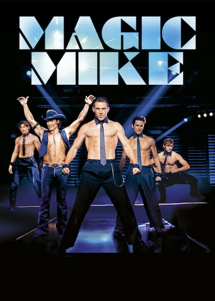Magic Mike on Netflix AUS/NZ