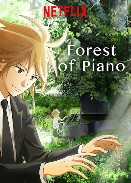 Forest of Piano on Netflix AUS/NZ