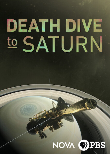 NOVA: Death Dive to Saturn on Netflix AUS/NZ
