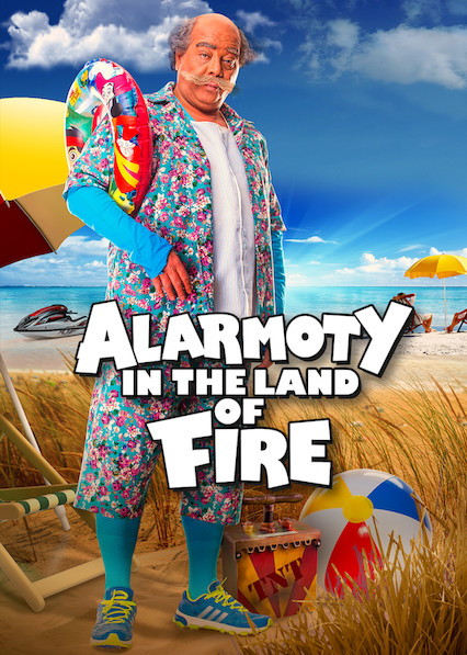 Alarmoty in the Land of Fire