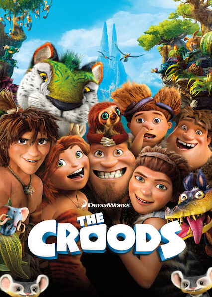 The Croods on Netflix AUS/NZ