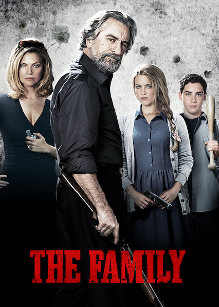 The Family on Netflix AUS/NZ
