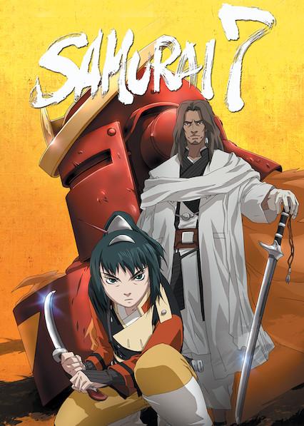 Samurai 7 on Netflix AUS/NZ