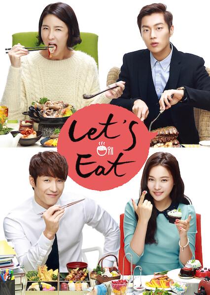 Let's Eat on Netflix AUS/NZ