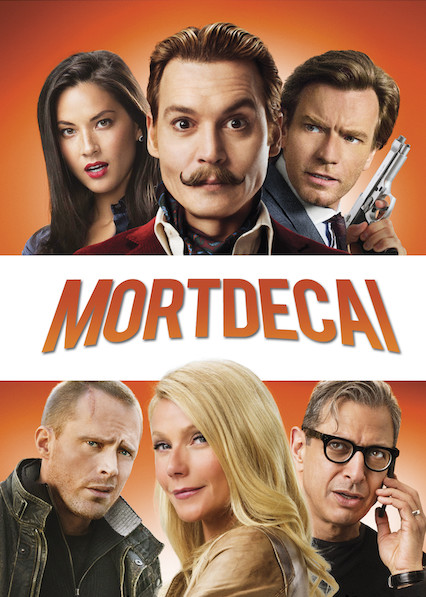 Mortdecai on Netflix AUS/NZ