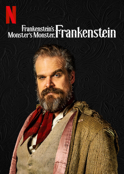 Frankenstein's Monster's Monster, Frankenstein on Netflix AUS/NZ