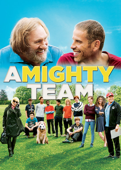 A mighty Team on Netflix AUS/NZ