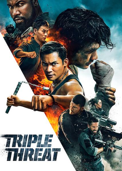 Triple Threat on Netflix AUS/NZ