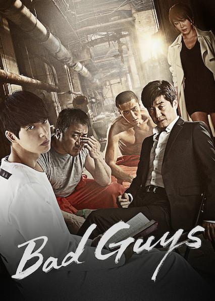 Bad Guys on Netflix AUS/NZ