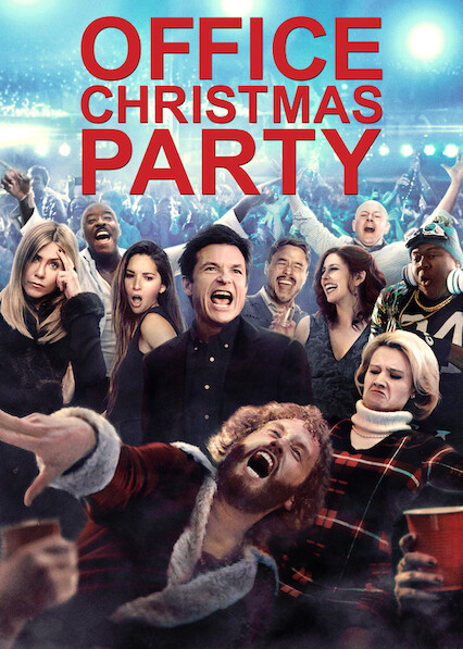 Office Christmas Party on Netflix AUS/NZ