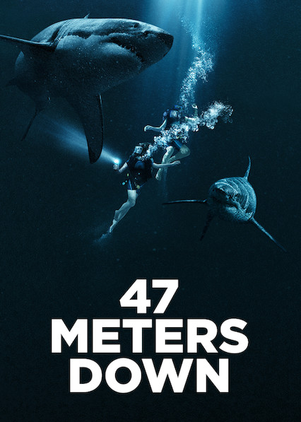 47 Metres Down on Netflix AUS/NZ