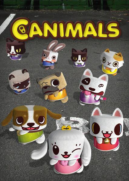 Canimals on Netflix AUS/NZ