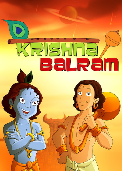 Krishna Balram on Netflix AUS/NZ