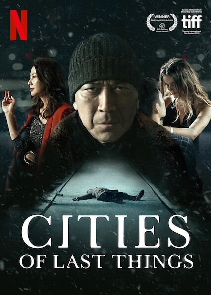 Cities of Last Things on Netflix AUS/NZ