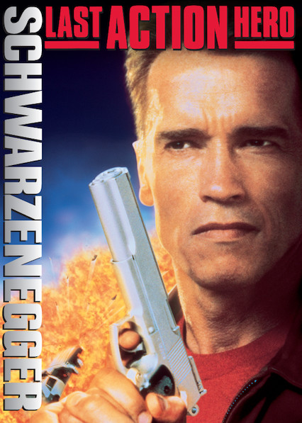 Last Action Hero on Netflix AUS/NZ