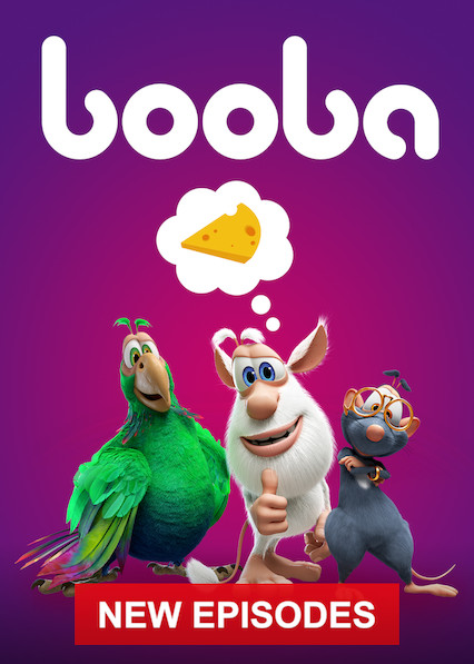 Booba on Netflix AUS/NZ