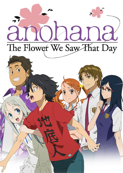 Anohana: The Flower We Saw That Day on Netflix AUS/NZ