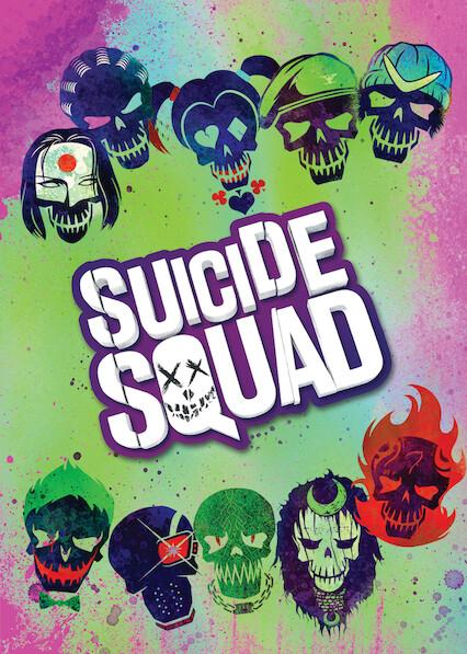 Suicide Squad on Netflix AUS/NZ