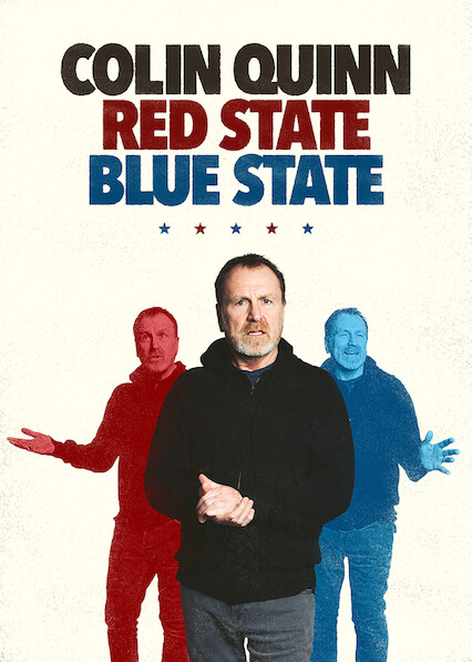 Colin Quinn: Red State Blue State on Netflix AUS/NZ