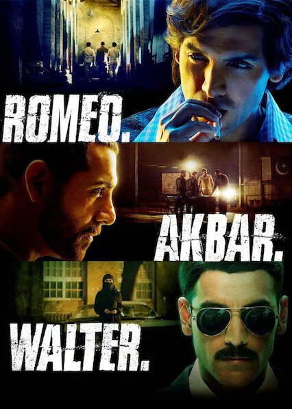 Romeo Akbar Walter on Netflix AUS/NZ